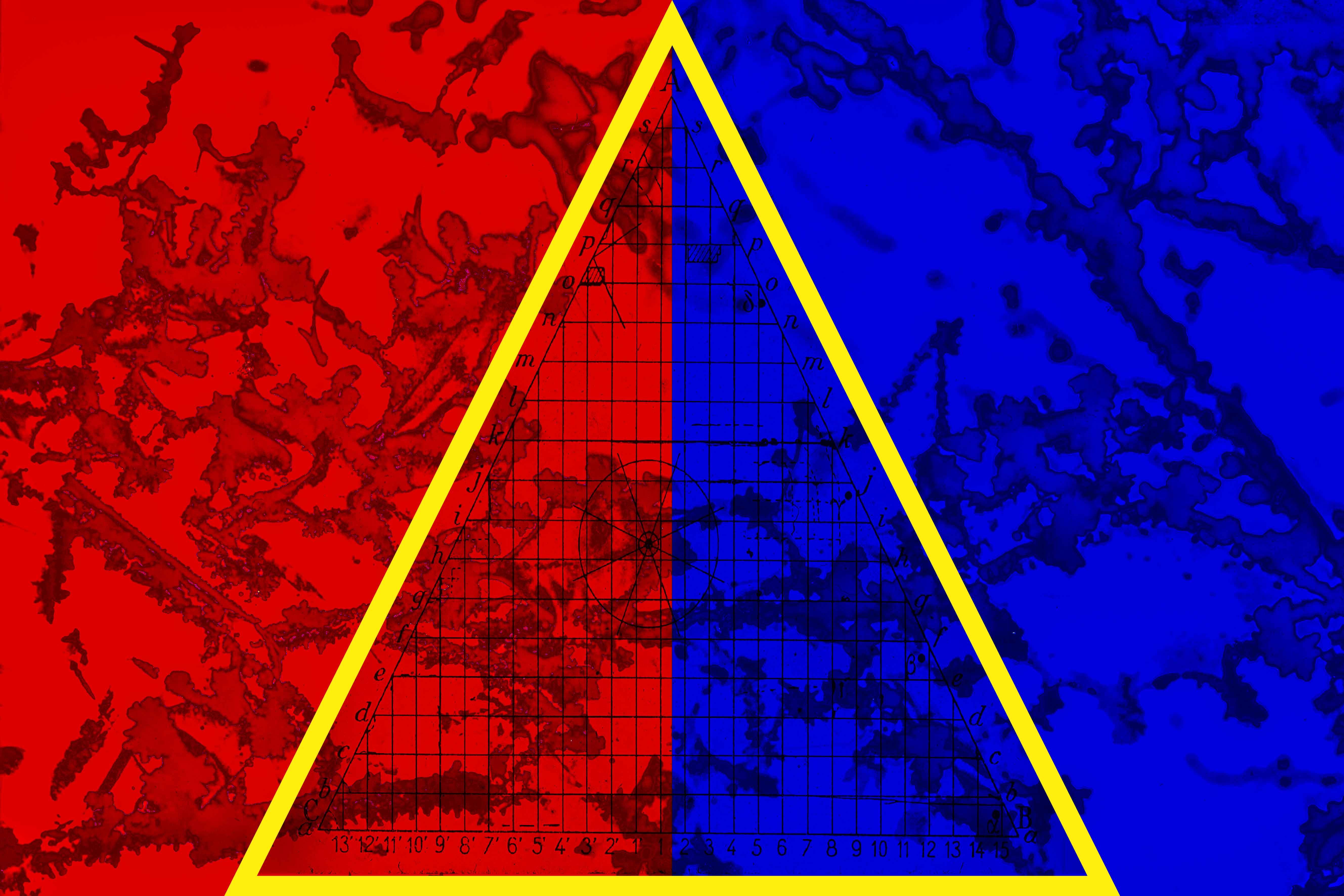 Line Segments - Yellow-triangle